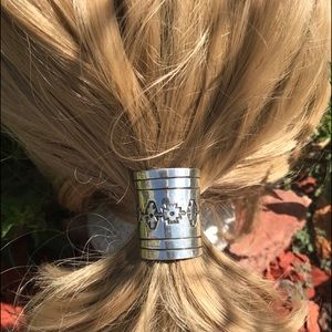 Accessories - Navajo Sterling Silver Hair Accessory